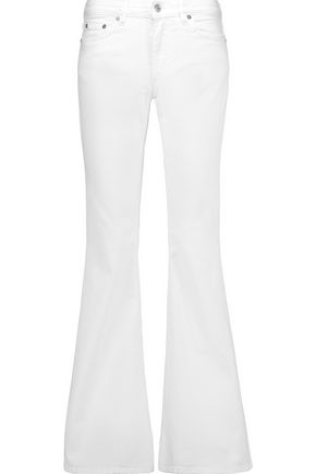 ACNE STUDIOS Mello mid-rise flared jeans