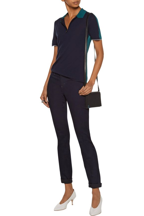 Jac mid-rise skinny jeans | MARC BY MARC JACOBS | Sale up to 70% off | THE  OUTNET