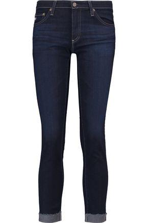 AG Jeans Stilt low-rise skinny jeans
