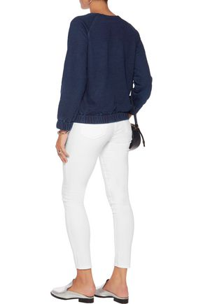 AG Jeans The Middi Ankle mid-rise cropped skinny jeans