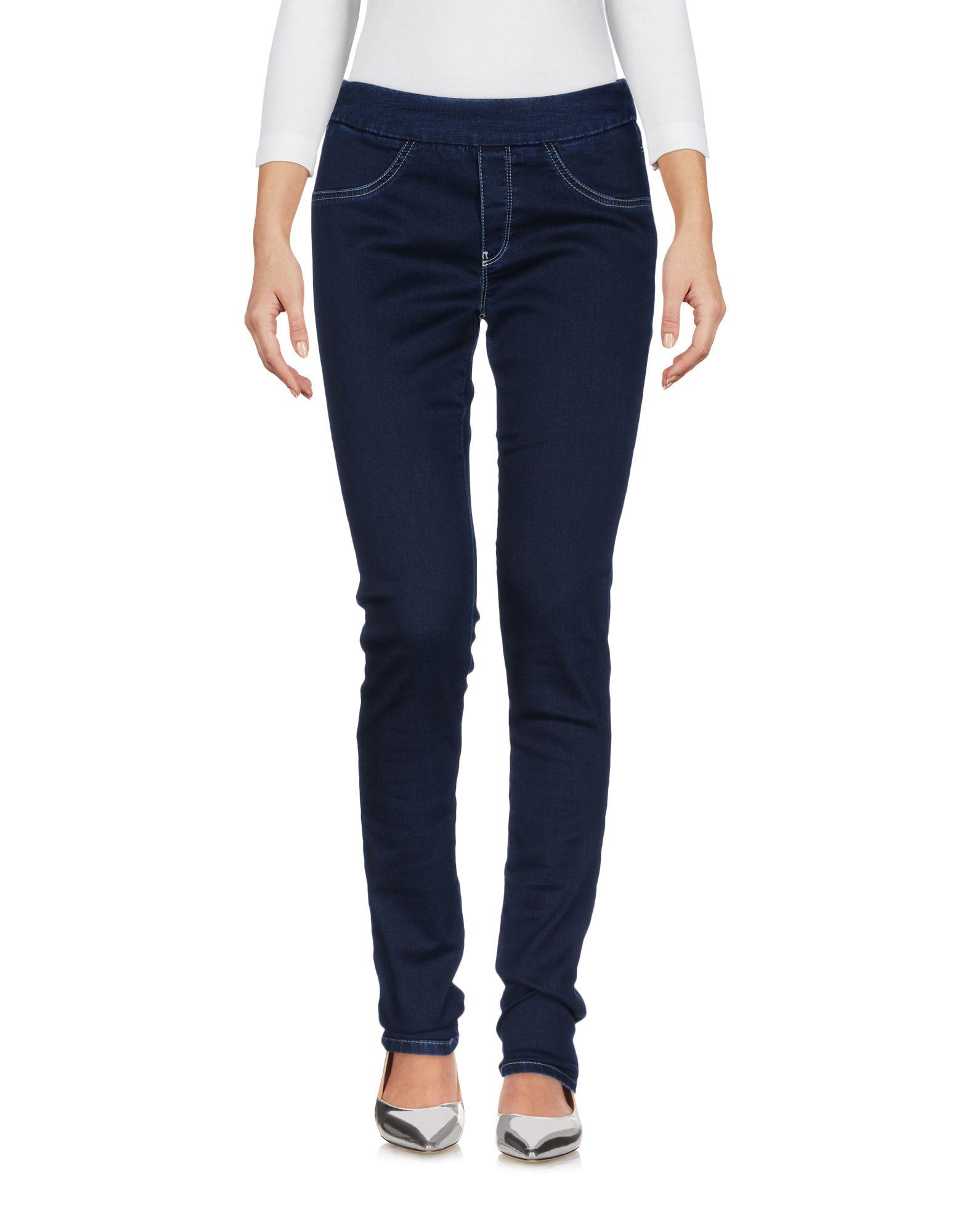 цена MARELLA SPORT Джинсовые брюки онлайн в 2017 году