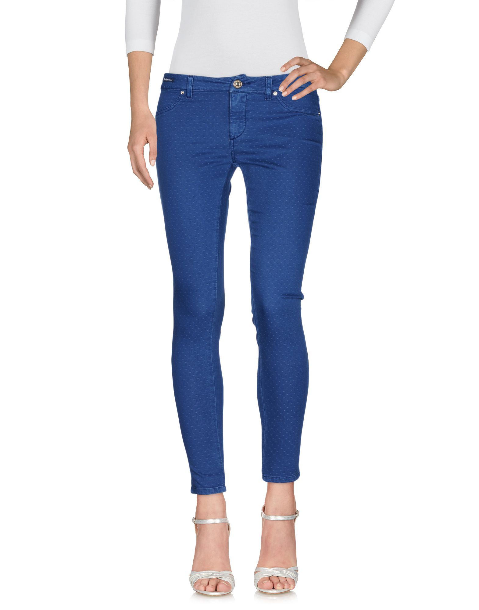 TELERIA ZED Джинсовые брюки цена 2017