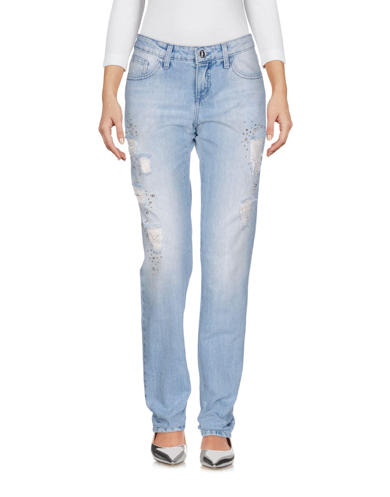 ФОТО blugirl jeans Джинсовые брюки