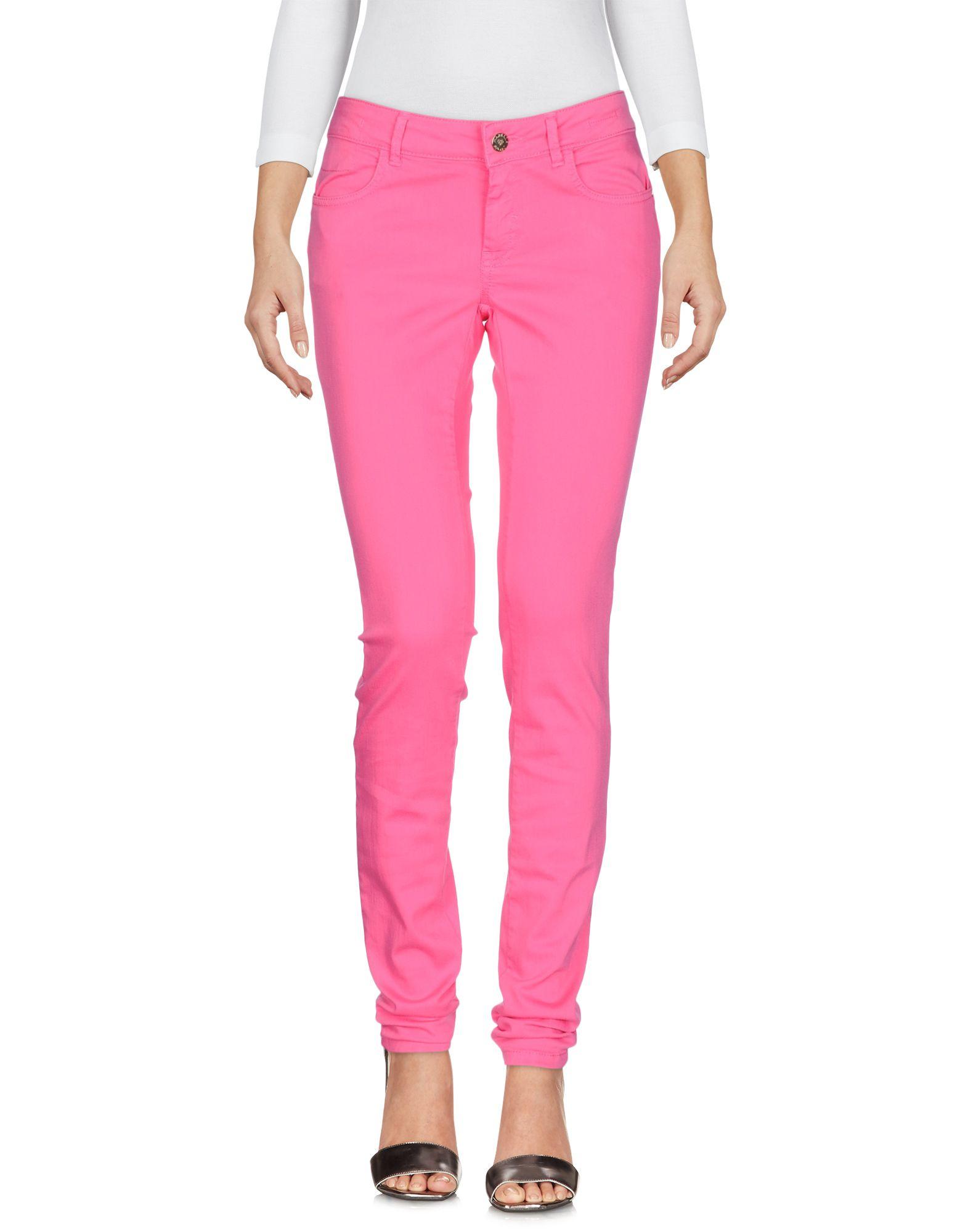 Фото MARELLA SPORT Джинсовые брюки. Купить с доставкой