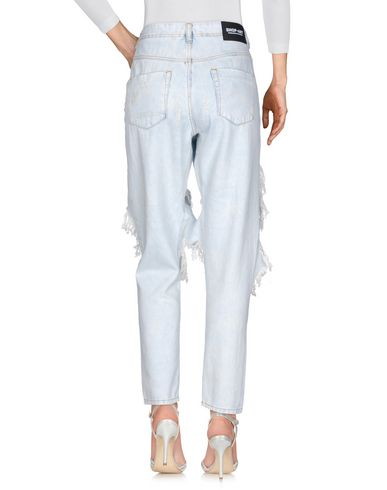 Фото 2 - Джинсовые брюки от SHOP ★ ART синего цвета
