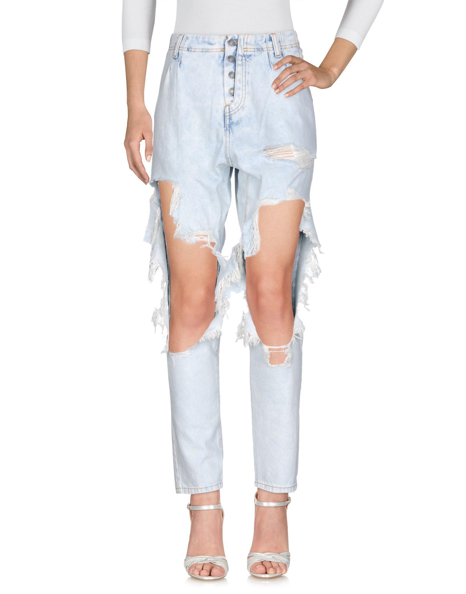 ФОТО shop ★ art джинсовые брюки