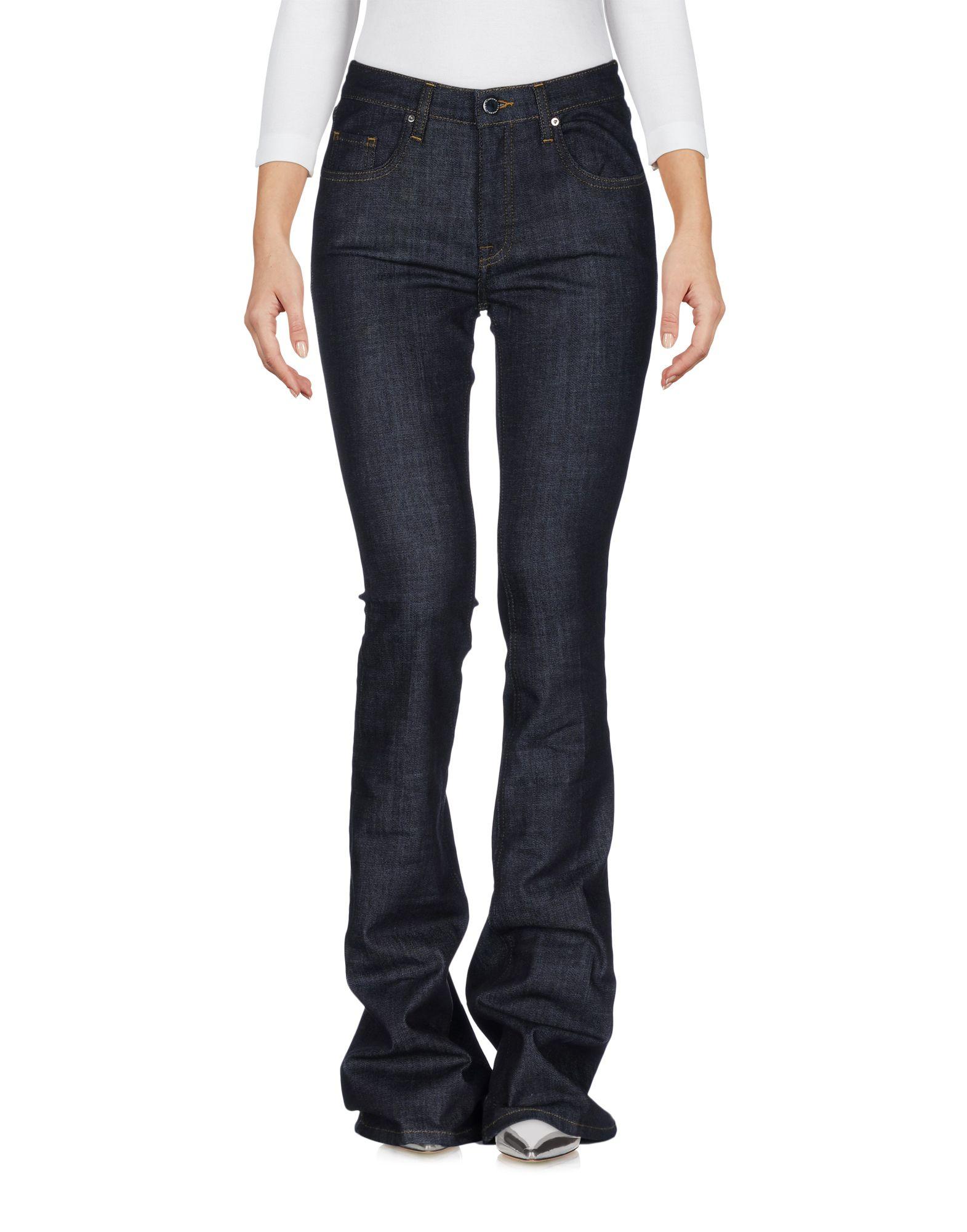 ФОТО victoria, victoria beckham джинсовые брюки