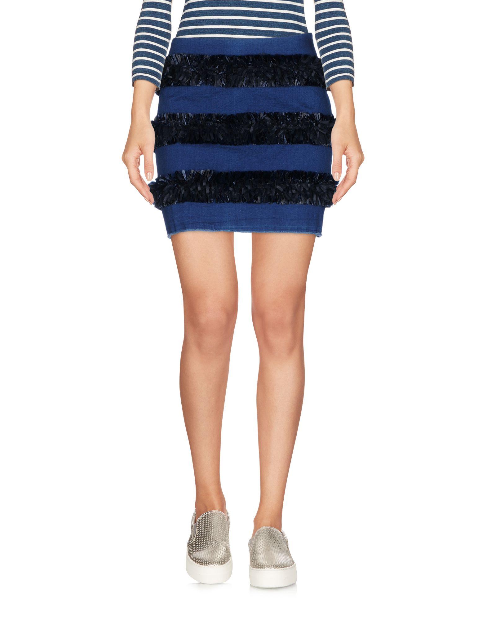 TWISTY PARALLEL UNIVERSE Джинсовая юбка twisty parallel universe джинсовая верхняя одежда