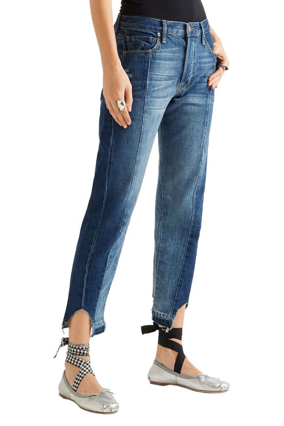 Le Original Mix boyfriend jeans | FRAME | Sale up to 70% off | THE OUTNET