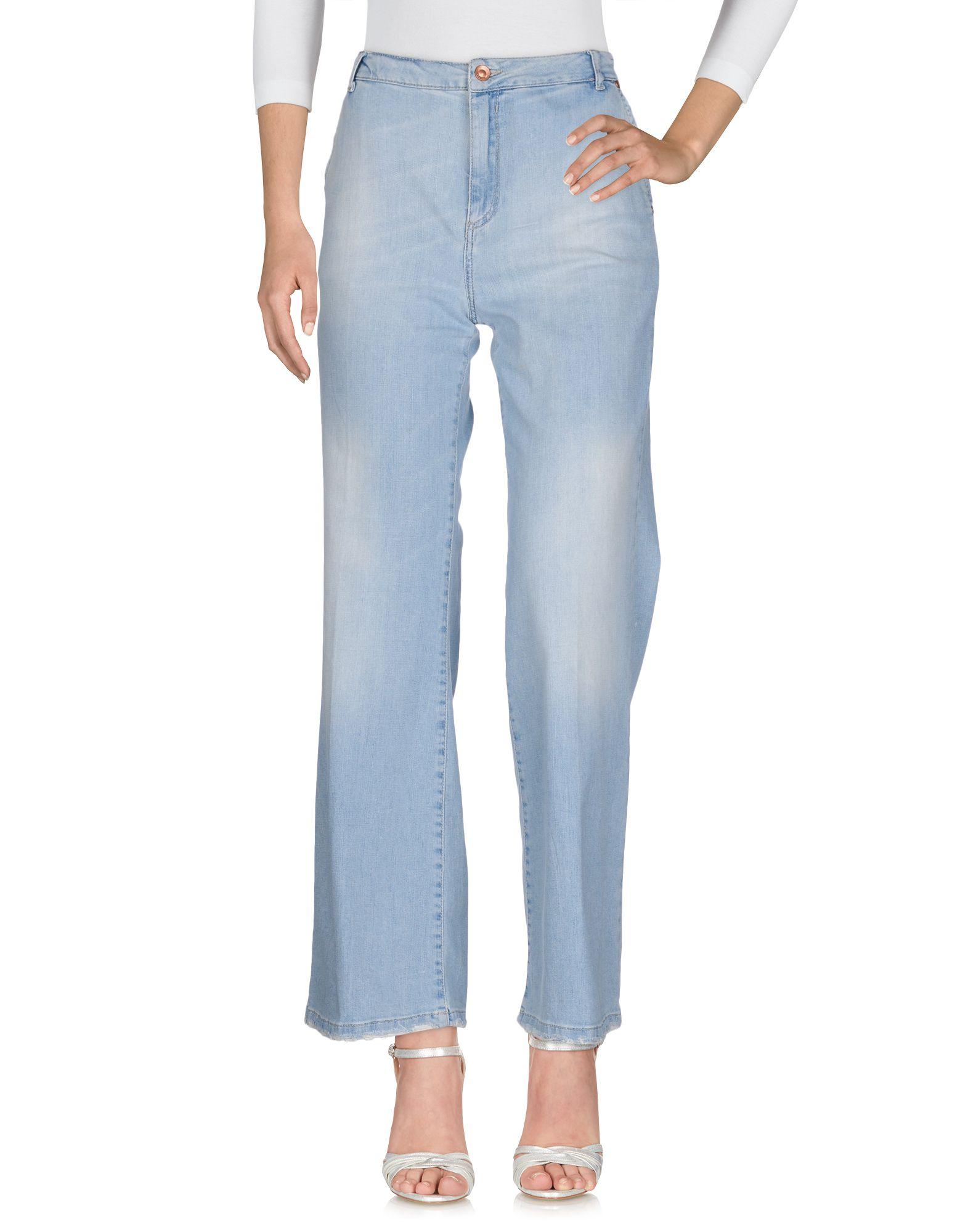SOALLURE Джинсовые брюки soallure джинсовые брюки