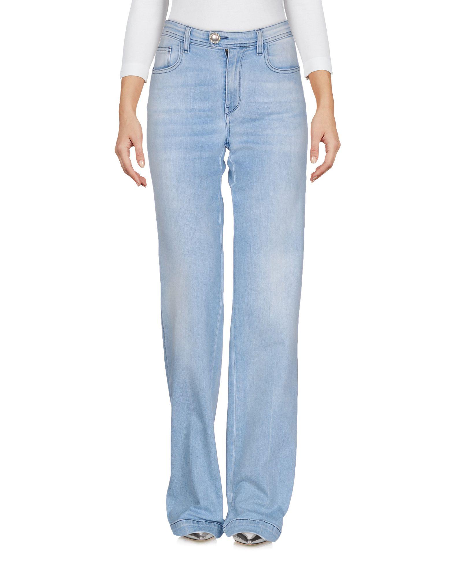 JIJIL LE BLEU Джинсовые брюки jijil le bleu джинсовые брюки