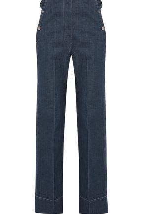 LEMAIRE Mid-rise wide-leg jeans