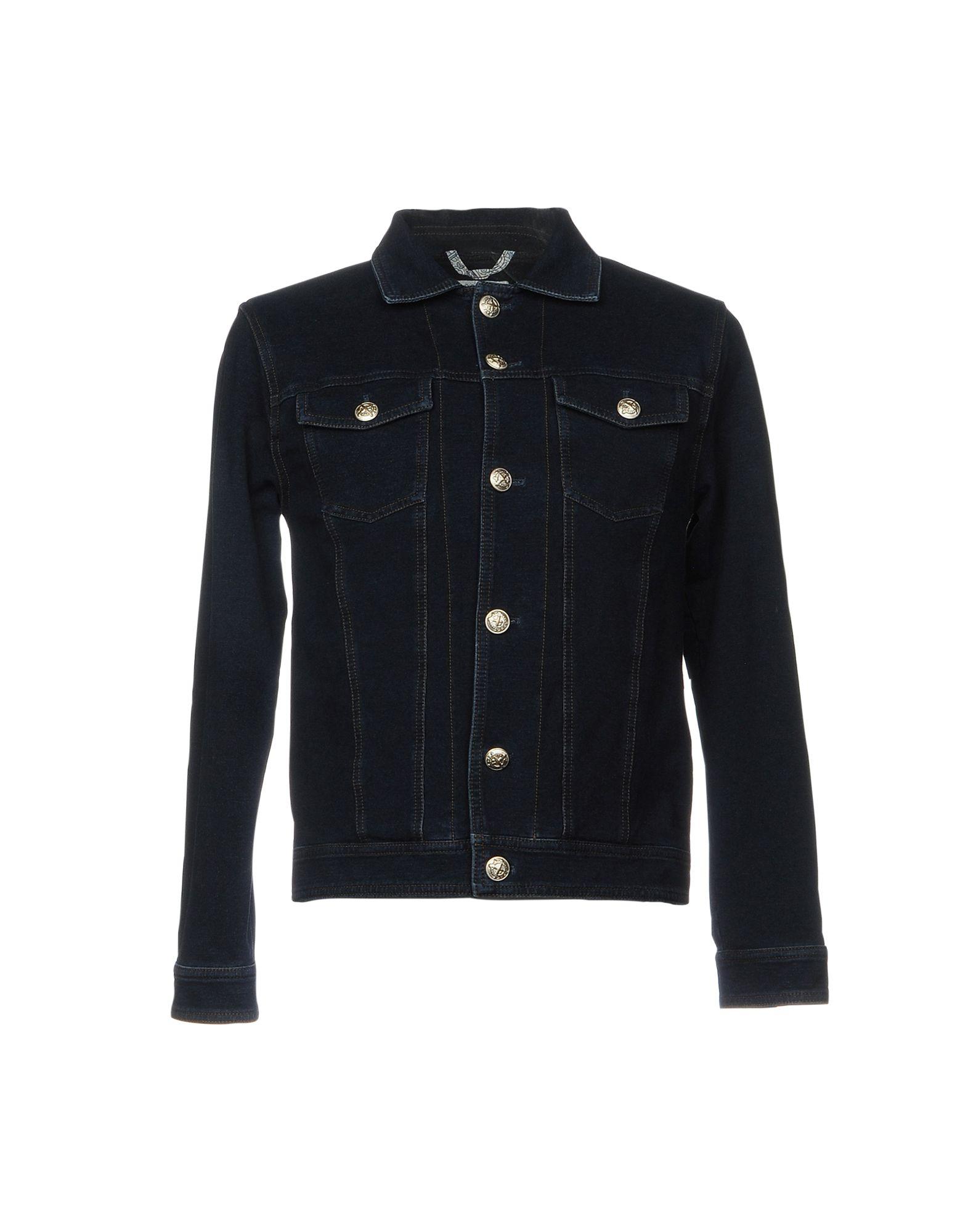 CIRCOLO 1901 Джинсовая верхняя одежда верхняя одежда