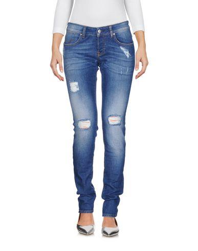 Фото - Джинсовые брюки от GAëLLE Paris синего цвета
