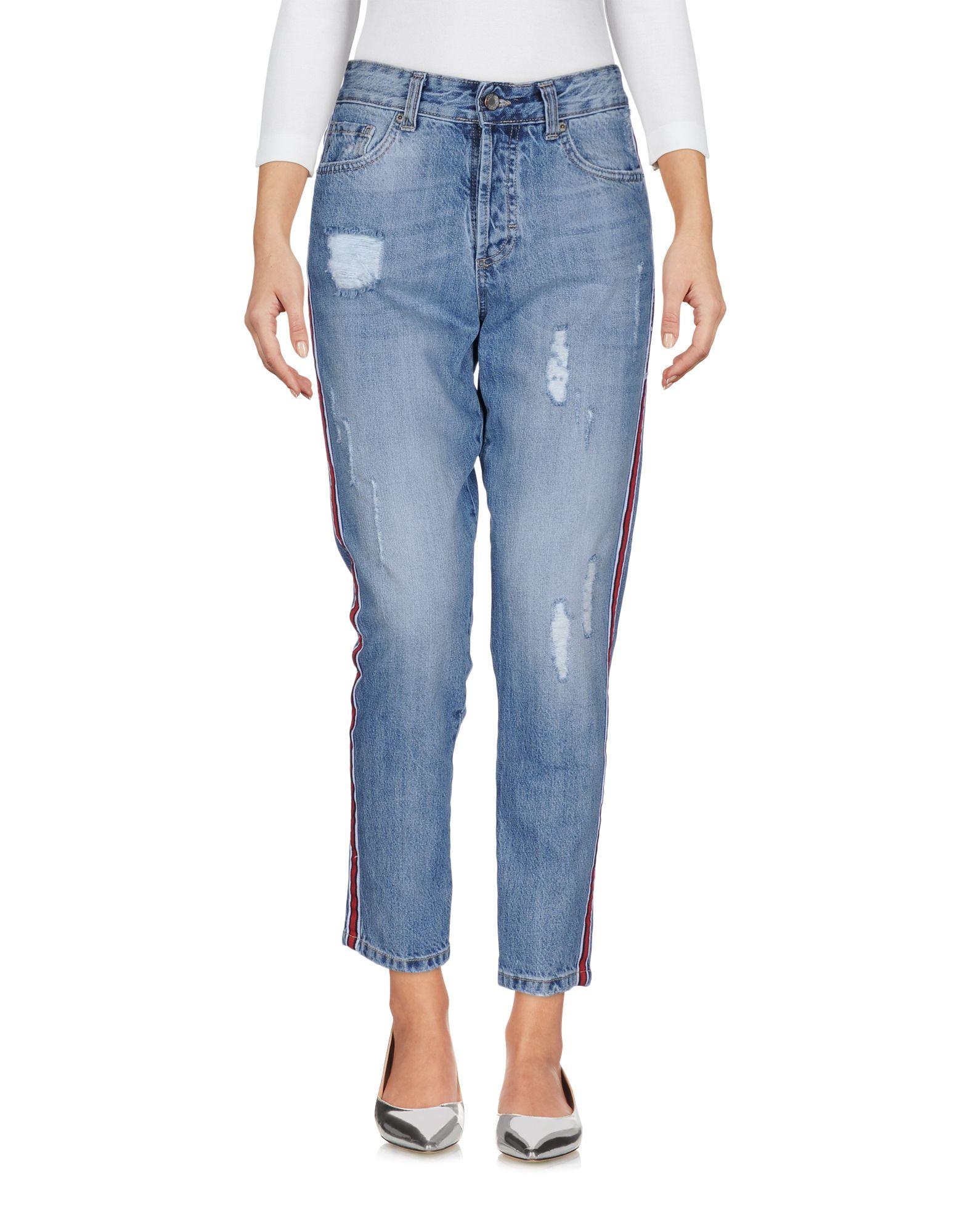 ФОТО berna джинсовые брюки