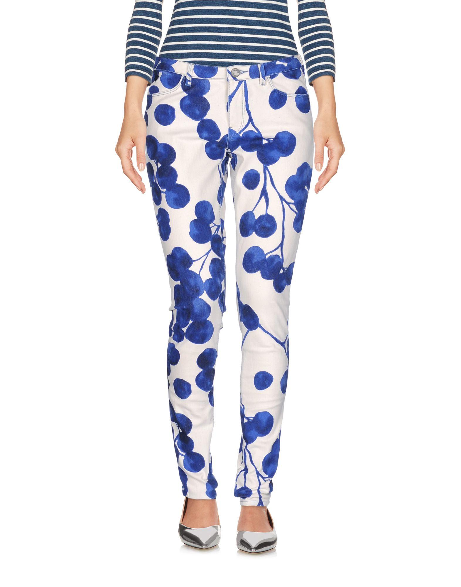 MAISON SCOTCH Джинсовые брюки