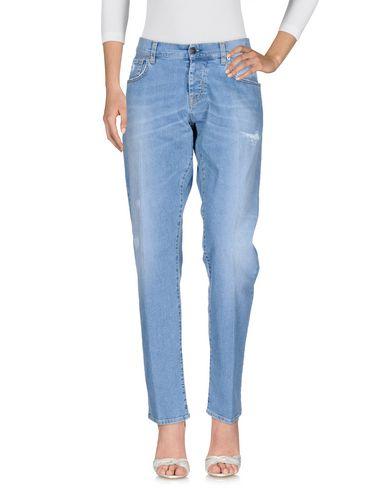 Купить Джинсовые брюки от 2W2M синего цвета