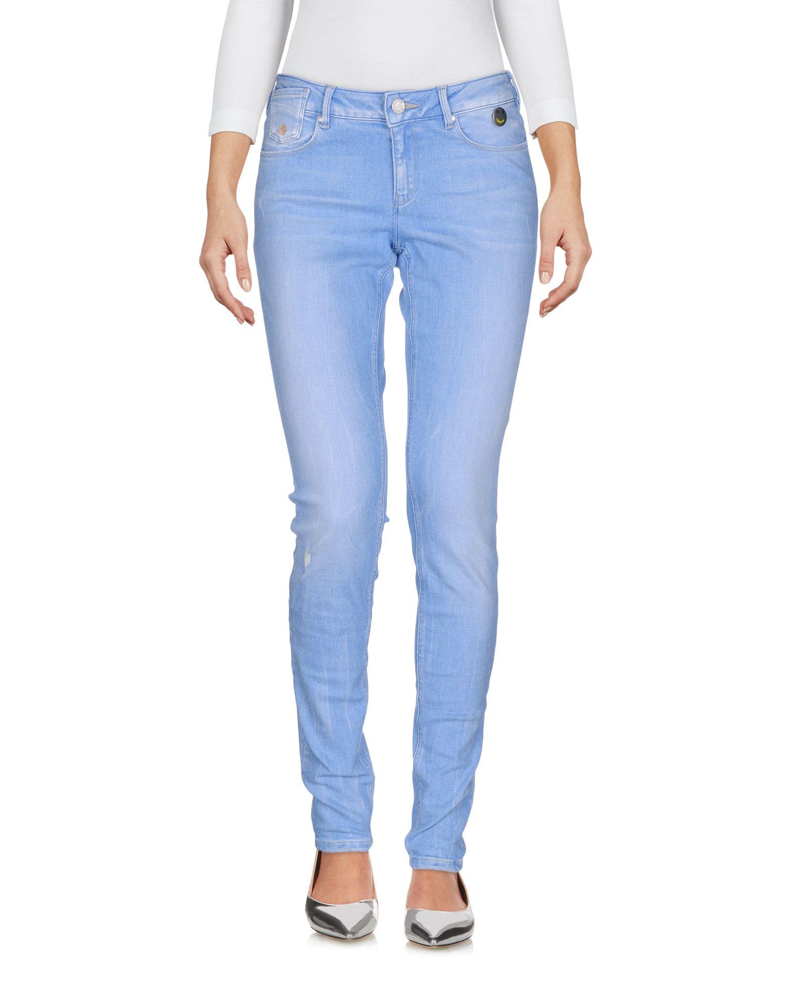 Фото - MAISON SCOTCH Джинсовые брюки брошь blucome bijouteria esmaltes 7106100495