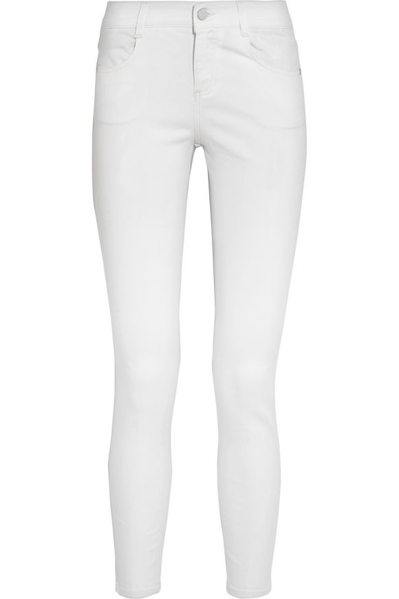 Mid-rise skinny jeans | STELLA McCARTNEY | Sale up to 70% off | THE OUTNET