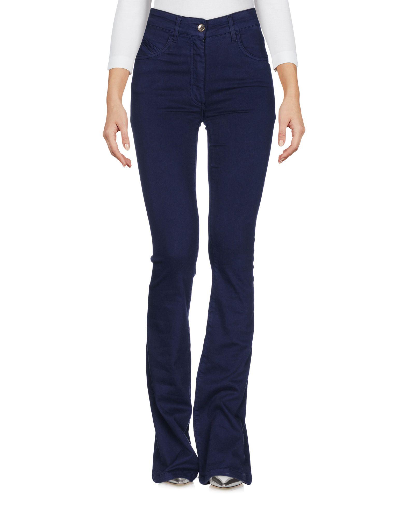 PATRIZIA PEPE Damen Jeanshose Farbe Dunkelblau Größe 3