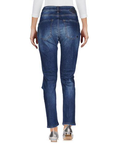 Фото 2 - Джинсовые брюки от JIJIL LE BLEU синего цвета