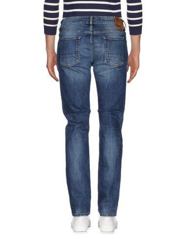 Фото 2 - Джинсовые брюки от TELA GENOVA синего цвета