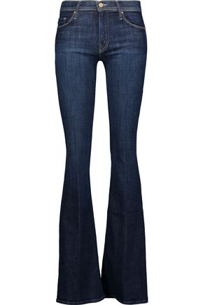 MOTHER The Cruiser mid-rise flared jeans