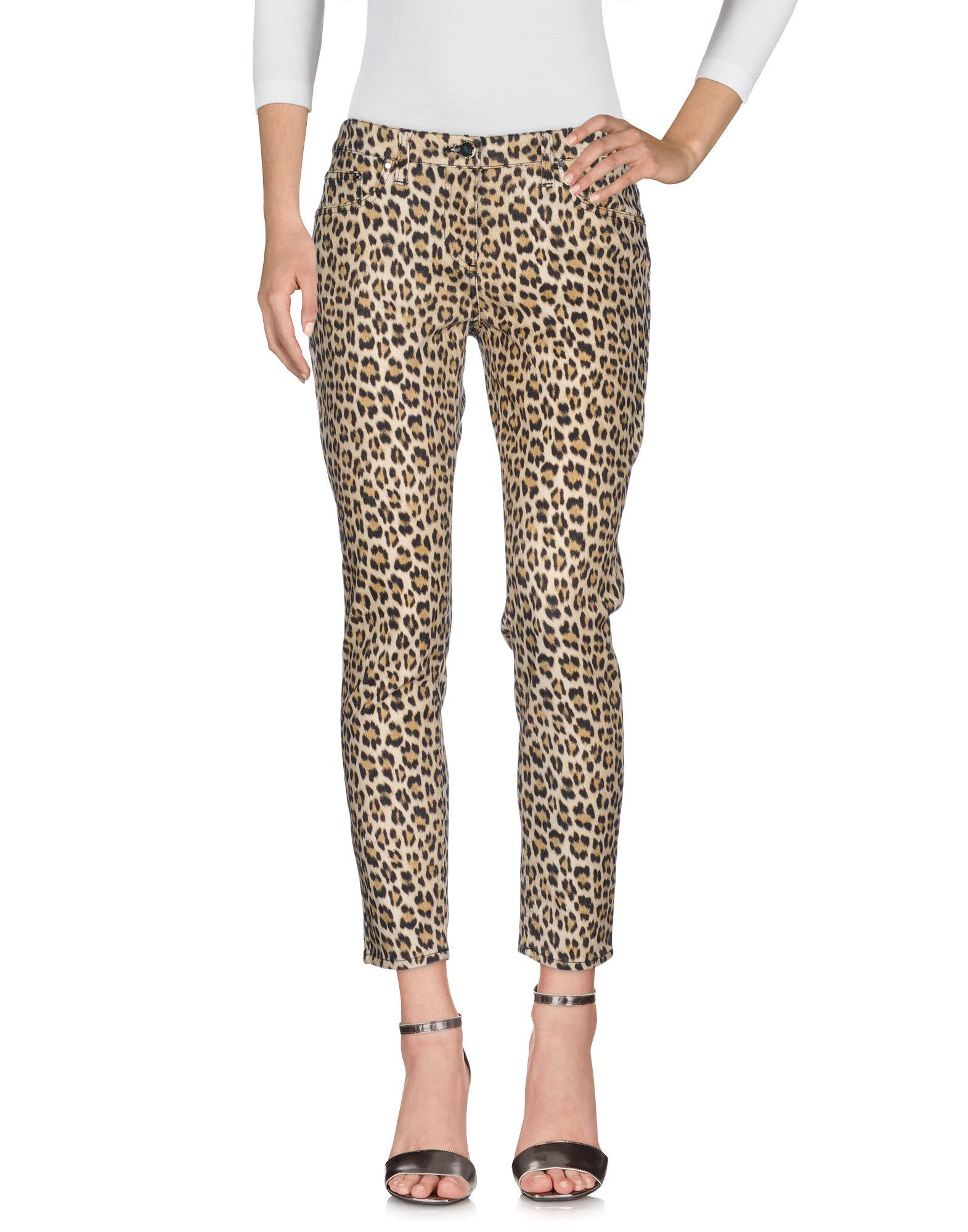 ELISABETTA FRANCHI GOLD Джинсовые брюки