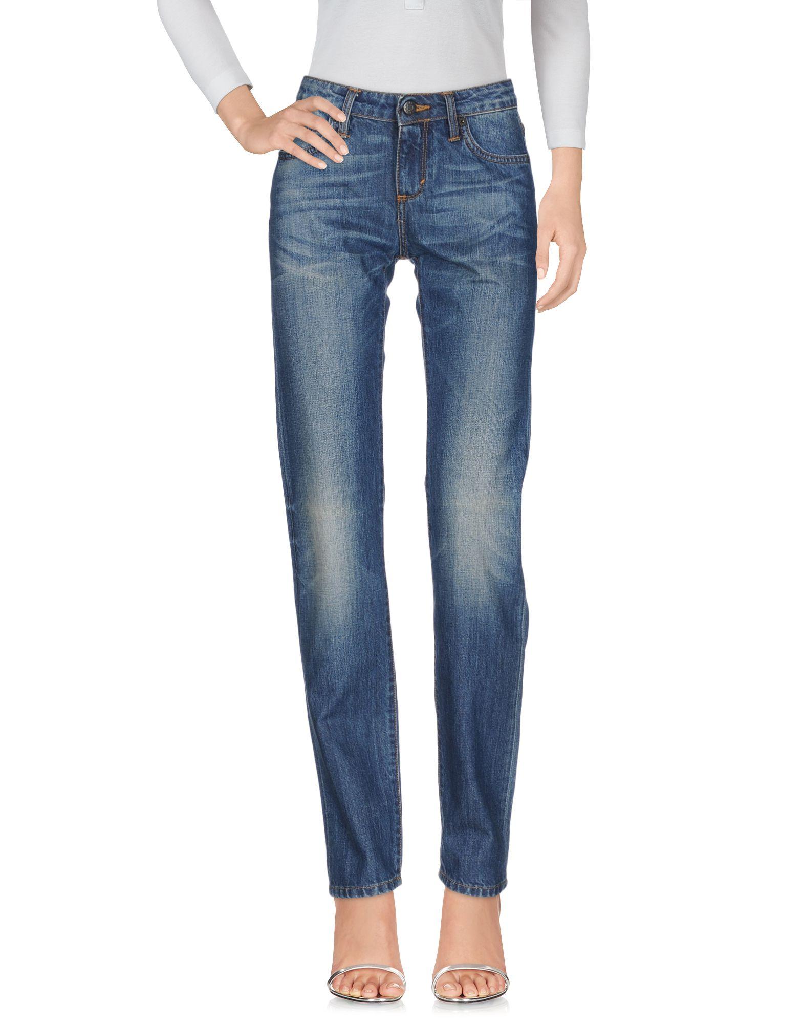 EDWIN Джинсовые брюки женские брюки лэйт светлый размер 50