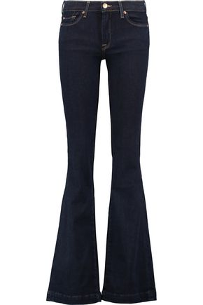 7 FOR ALL MANKIND Charlize mid-rise bootcut jeans