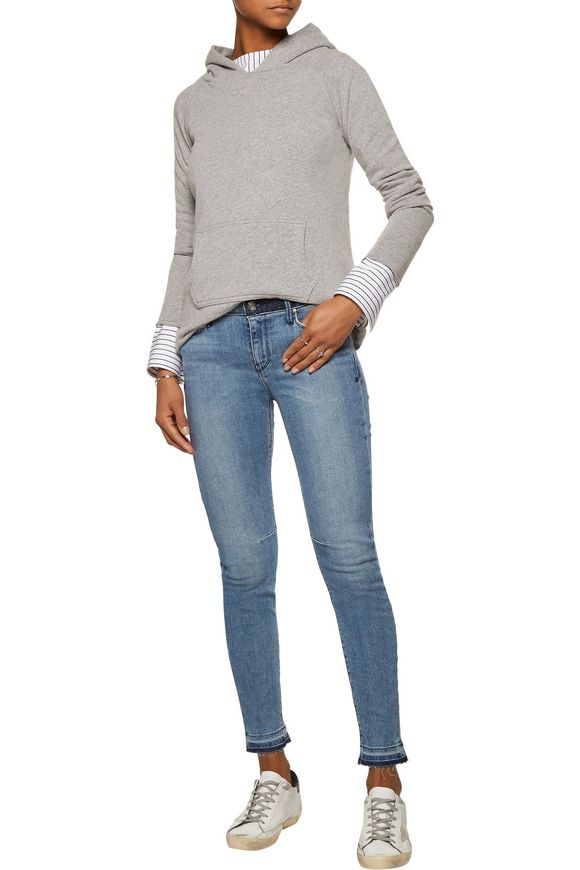 Prince mid-rise cropped skinny jeans | RTA | Sale up to 70% off | THE OUTNET