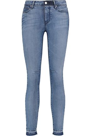 RTA Prince mid-rise skinny jeans