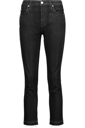 AMO Babe mid-rise skinny jeans