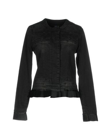 Фото - Джинсовая верхняя одежда черного цвета