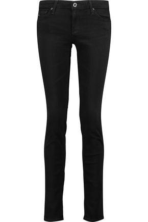 AG Jeans Stilt mid-rise skinny jeans