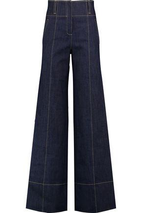 CINQ À SEPT Talia wide-leg jeans