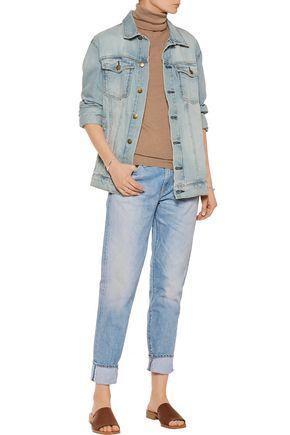 SIMON MILLER Spokane mid-rise boyfriend jeans