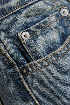 SIMON MILLER Tusas cropped boyfriend jeans