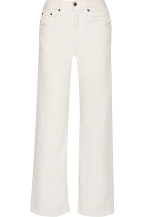 SIMON MILLER W006 Latta high-rise wide-leg jeans