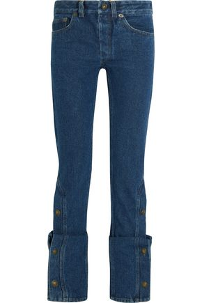 Y PROJECT High-rise bootcut jeans