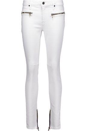 RTA Jagger mid-rise skinny leg jeans