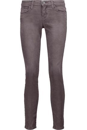 CURRENT/ELLIOTT The Stiletto mid-rise skinny jeans
