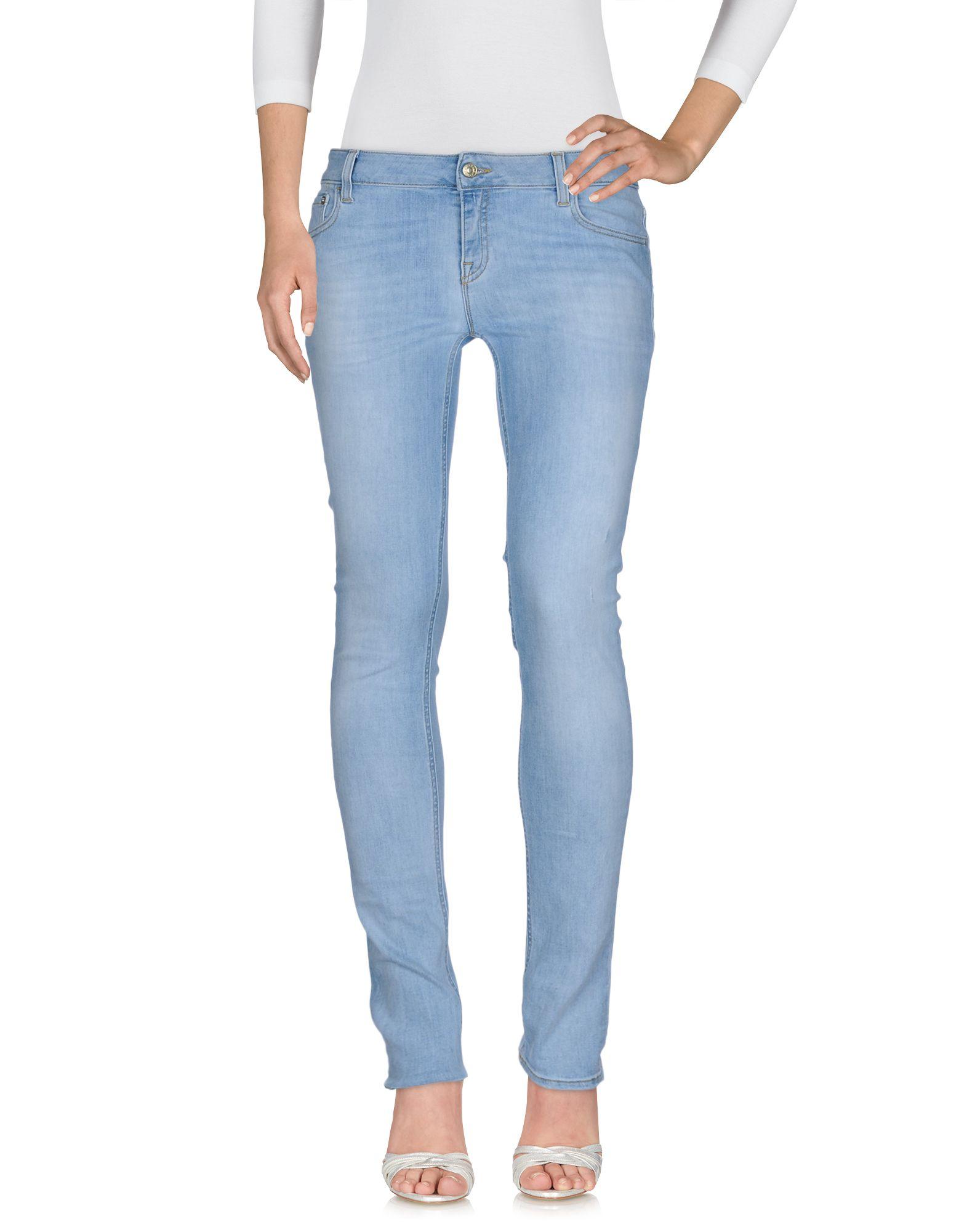 Фото CYCLE Джинсовые брюки. Купить с доставкой