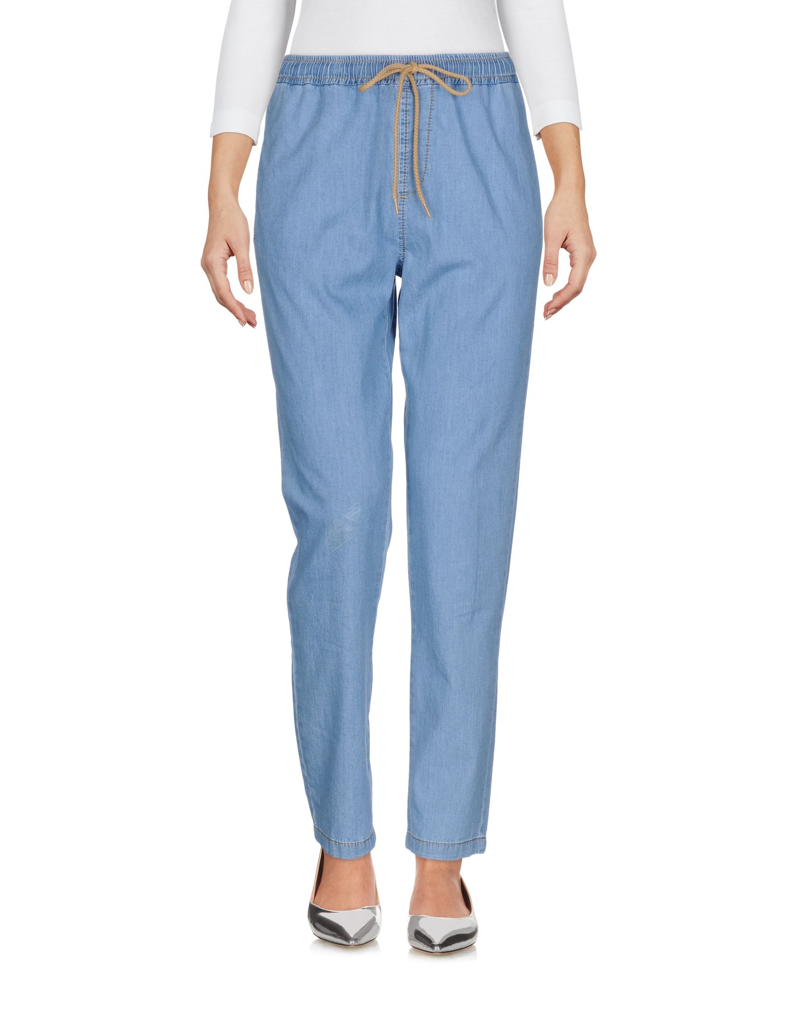 BLUE LES COPAINS Джинсовые брюки