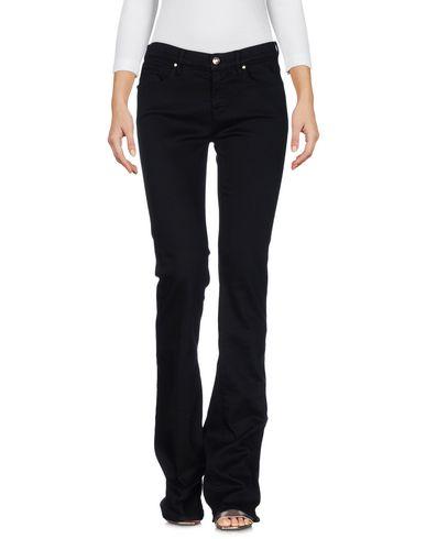 Купить Джинсовые брюки от VDP COLLECTION черного цвета