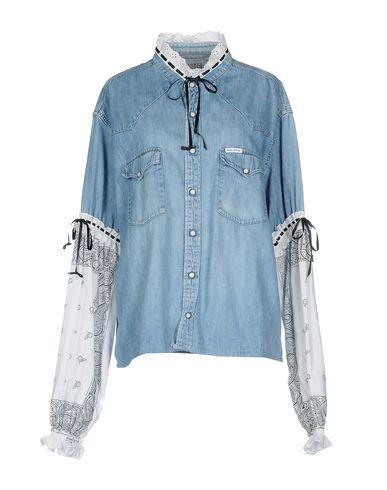 FORTE DEI MARMI COUTURE Chemise en jean femme