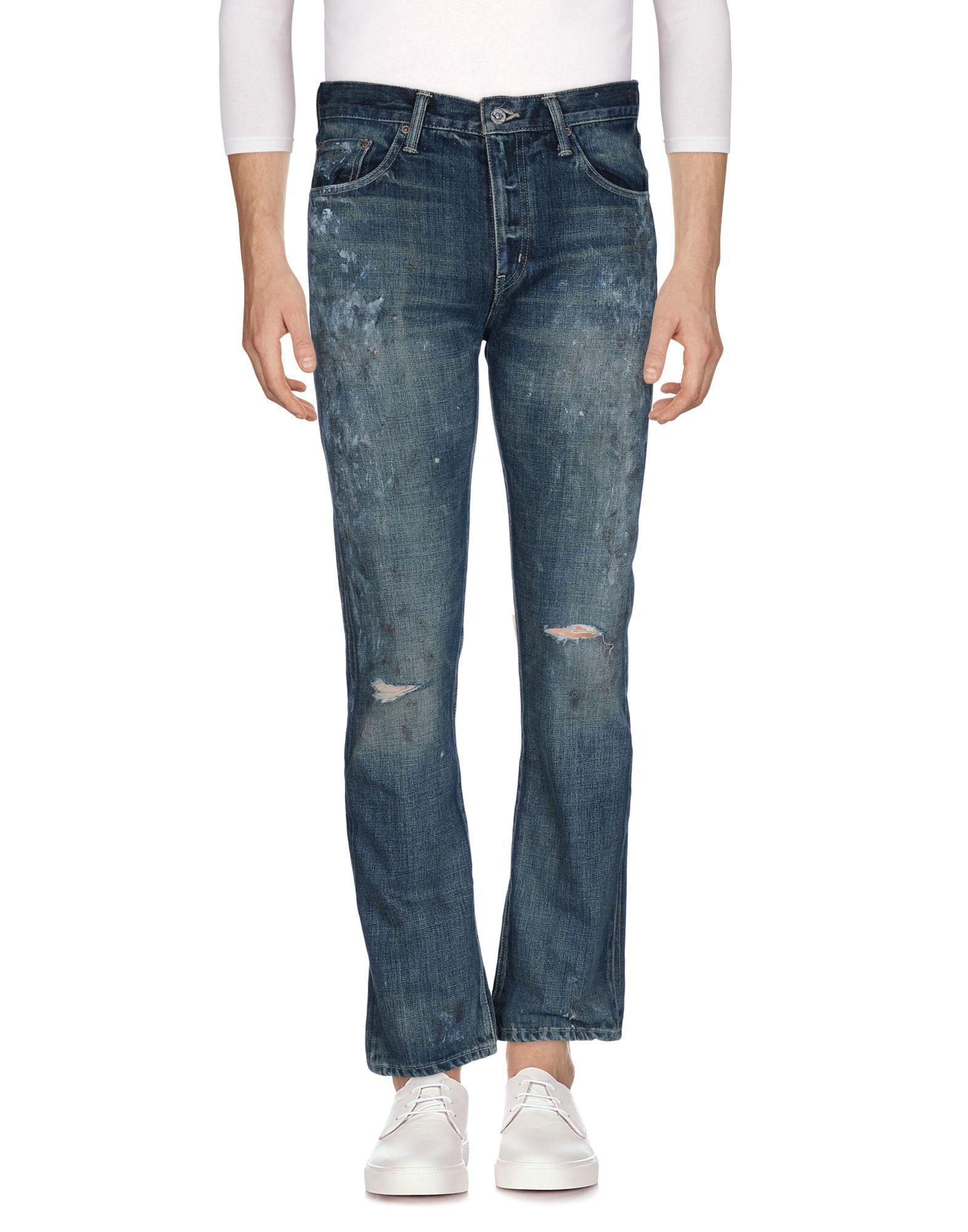 NEIGHBORHOOD Джинсовые брюки