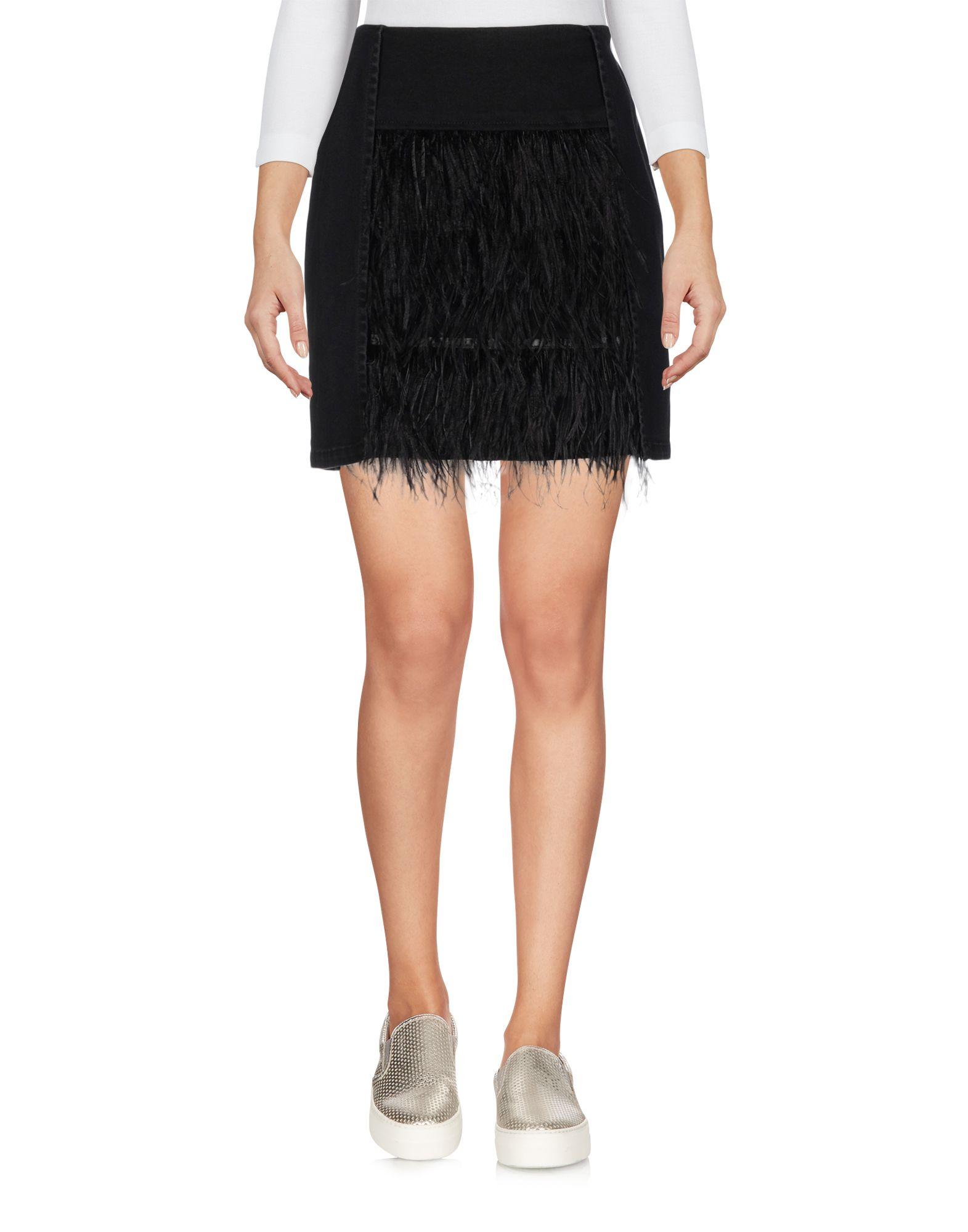 KAOS Джинсовая юбка юбка джинсовая marks