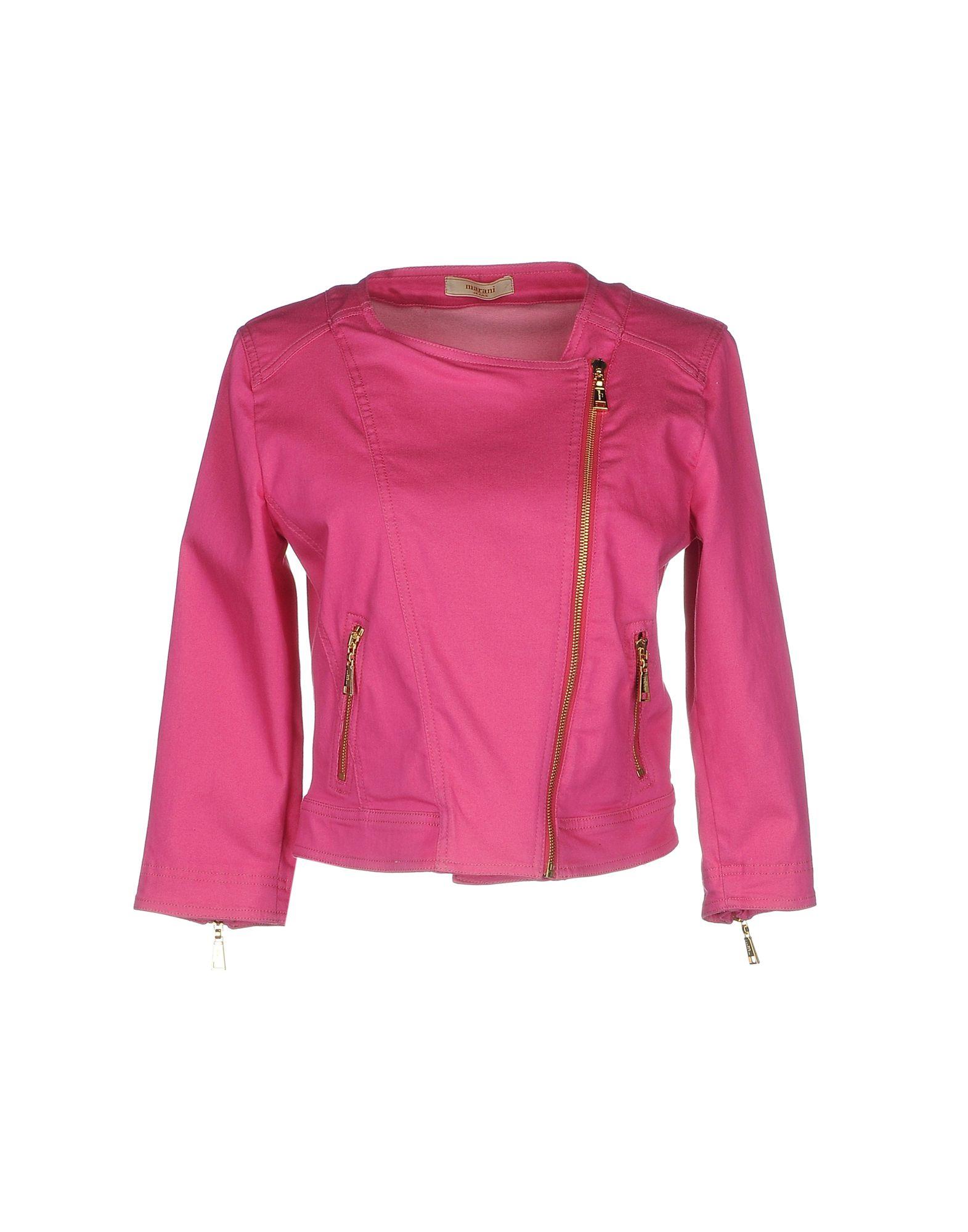 купить MARANI JEANS Джинсовая верхняя одежда по цене 18500 рублей