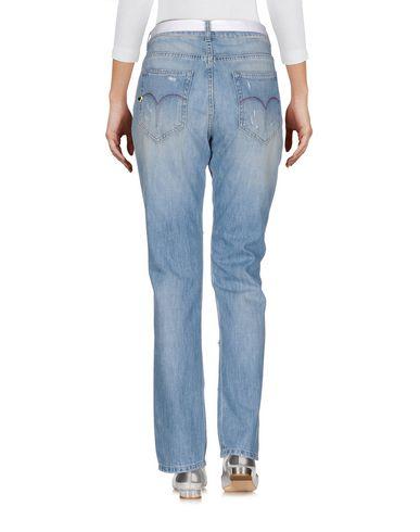 Фото 2 - Джинсовые брюки от TWIN-SET JEANS синего цвета